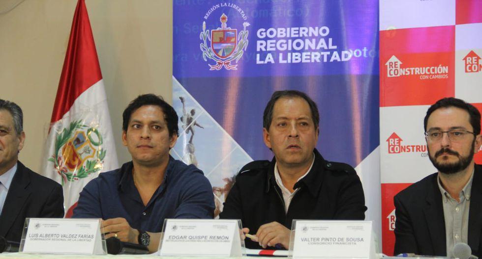 Edgar Quispe anunció la millonaria inversión.