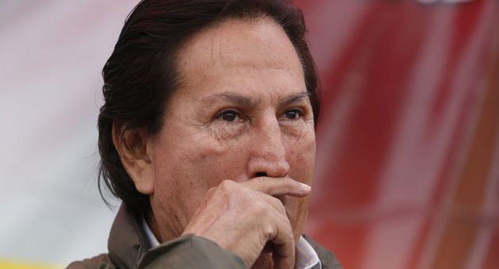 REITERA INOCENCIA. Insiste en que acusación tiene fin político. (Percy Ramírez)