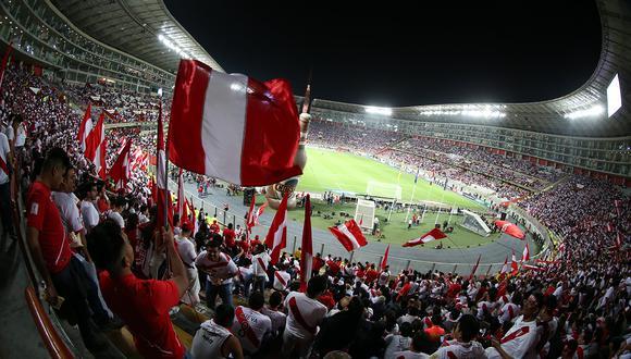 El estadio Nacional de Lima vuelve a ser candidato para albergar la final de la Copa Libertadores 2020. (Foto: Archivo GEC)