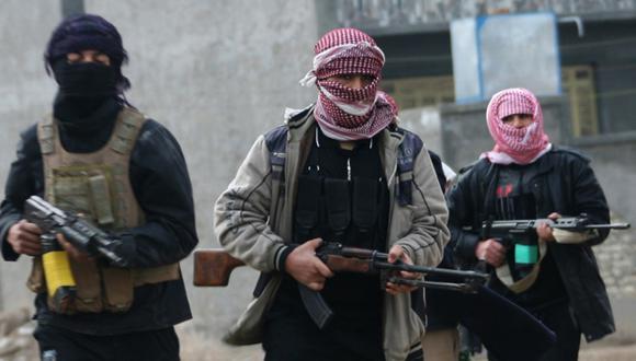 Oleada de ataques. Enfrentamientos dejaron unos 54 muertos. (AP)
