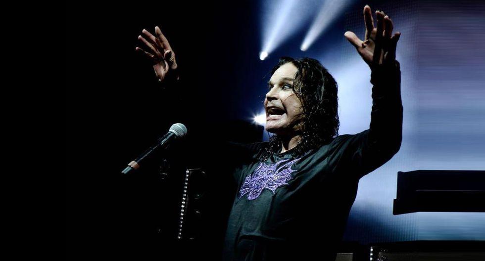 Twitter: Ozzy Osbourne es hospitalizado nuevamente (Foto: @ozzyosbourne)