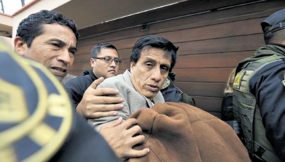 Antonio Camayo es investigado por el caso Los Cuellos Blancos del Puerto. (Foto: GEC)