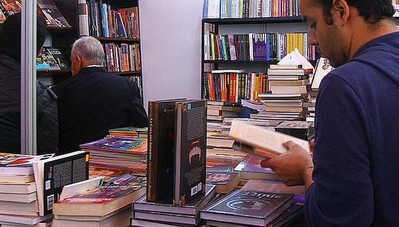 Prorrogan beneficios de Ley de Democratización del Libro y de Fomento de la Lectura. (Foto: GEC)