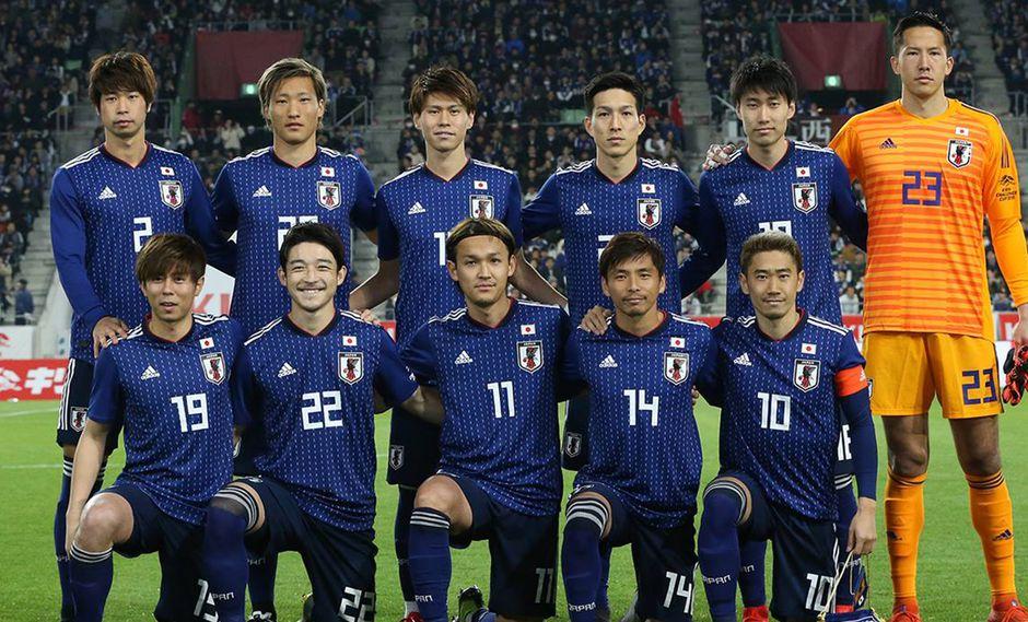 Japón participará como invitada a la Copa América. (Foto: JFA)