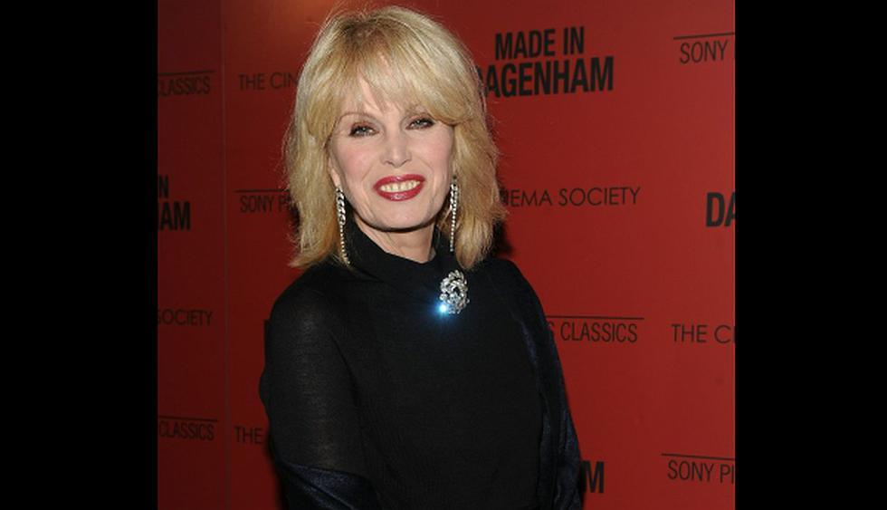 La actriz y presentadora Joanna Lumley estará a cargo de la conducción de los BAFTA 2019. (Foto: AFP)