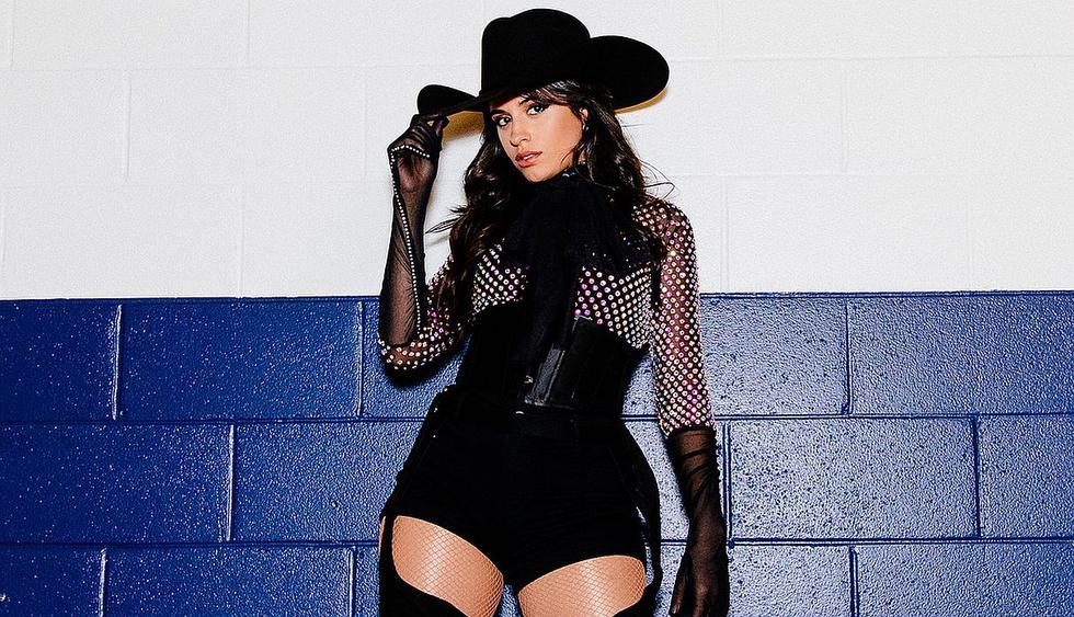 La cantante Camila Cabello le realizó un merecido homenaje a Selena Quintanilla. (Foto: Camila_Cabello)