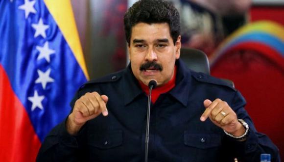 """El Gobierno venezolano exige a Colombia tomar """"conciencia"""" y """"atender la gravísima crisis de seguridad que padece su pueblo"""". (Foto: EFE)"""