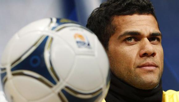 SALIÓ AL FRENTE. Alves criticó con dureza al DT portugués. (Reuters)