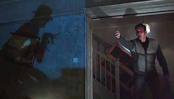 'El Conjuro': 'El hombre torcido', personaje terrorífico, tendrá su película propia (Captura)