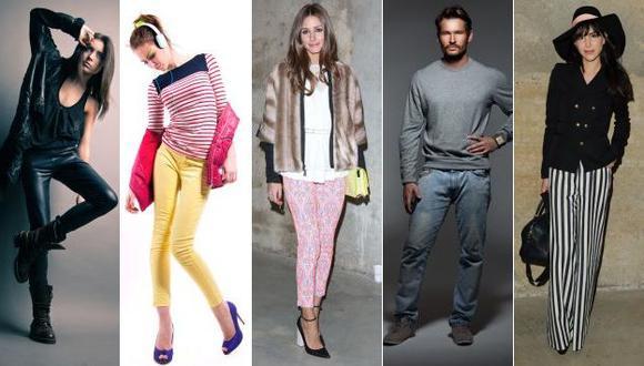 Pantalones para todos los gustos. (USI)