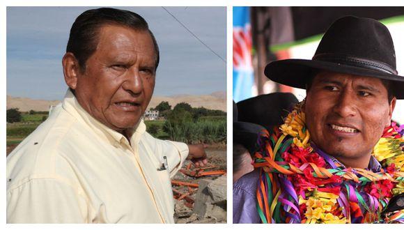 Walter Aduviri y Zenón Cuevas dispuestos a reunirse para superar conflicto limítrofe (Captura: RPP Noticias)