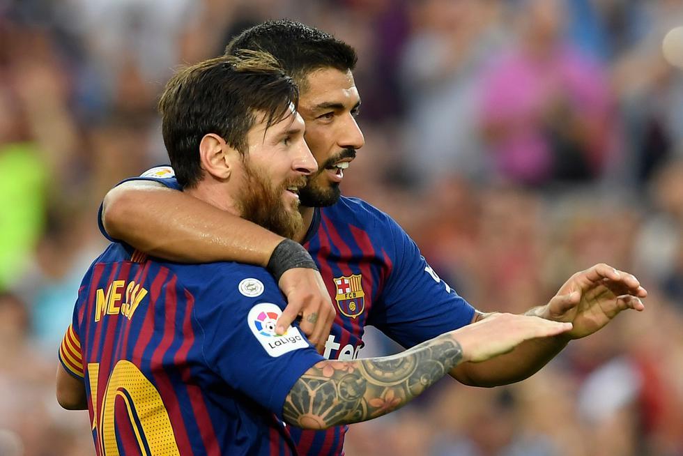Barcelona mantiene puntaje perfecto en LaLiga. (AFP)