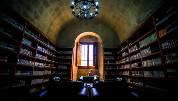Biblioteca Regional 'Mario Vargas Llosa' en Arequipa (Foto: GORE-Arequipa)