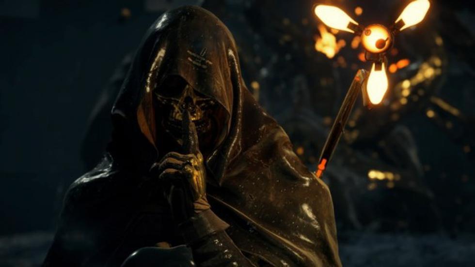 'Death Stranding' estará disponible para PS4 desde el próximo 8 de noviembre.
