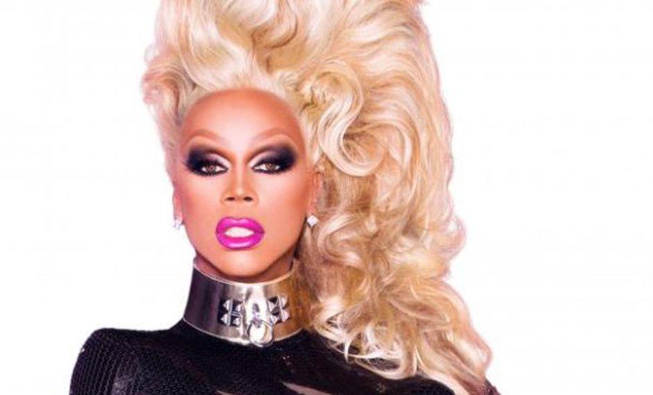 RuPaul en contra de quienes critican la diversidad sexual. (MTV.co.uk)