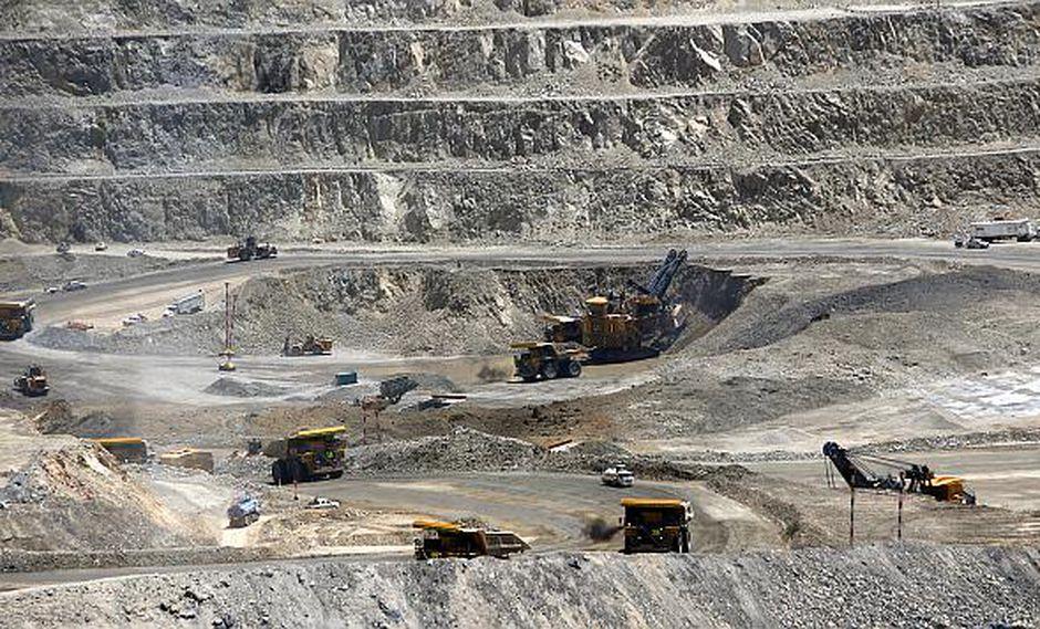 """MMG dijo que su producción en Las Bambas puede verse afectada en """"corto plazo"""" por el bloqueo de una carretera por donde transporte cobre. (Foto: GEC)"""