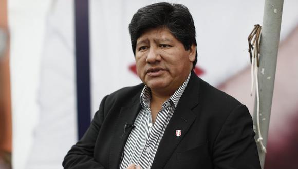 Edwin Oviedo pretendía ser excluido del caso Wachiturros. (El Comercio)