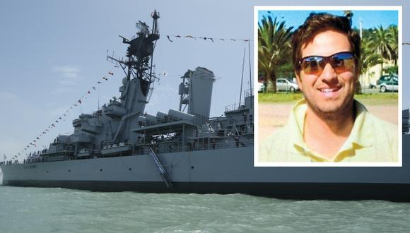 Reporte registra los periplos de Francisco Calvanese Oyarzún a territorio peruano. El interés del espionaje habría sido el movimiento de naves. (César Fajardo)