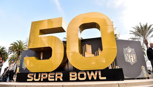 Los finalistas de este años son Panthers y los Broncos. (AFP)