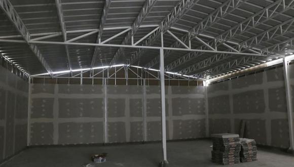 Ica: instalarán camas UCI y planta de oxígeno en hospital de Palpa (Foto: Gore Ica)