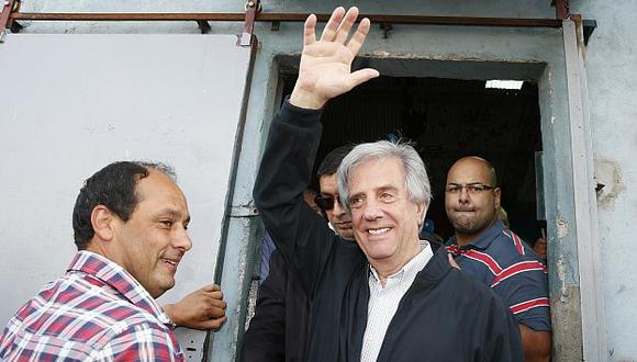Tabaré Vázquez fue presidente de Uruguay entre 2005-2010. (Reuters)