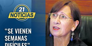 "Coronavirus en Perú: Pilar Mazzetti: ""Se vienen semanas difíciles"""