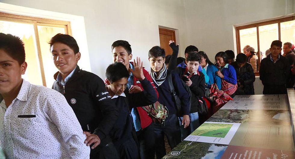 Trabajos permitirán incrementar llegada de turistas a este museo (Mincetur)