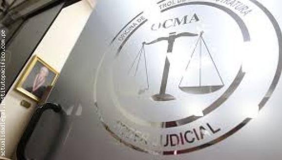 La Ocma separó a jueces vinculados a actos de corrupción en la Corte del Callao. (FOTO: USI)