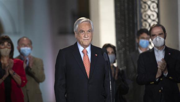 """""""Ordenar la casa"""", es el lema utilizado por el gobierno de Sebastián Piñera para detener el ingreso de extranjeros irregulares al país sureño. (Foto: CLAUDIO REYES / AFP)"""