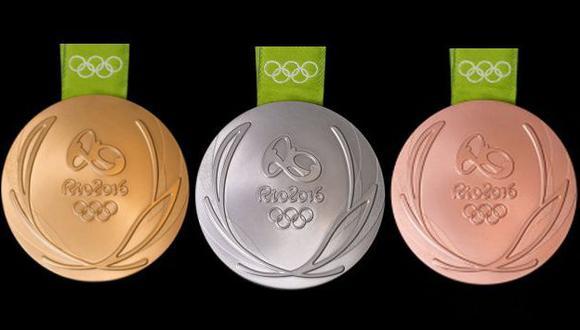 Río 2016: Así quedó el medallero tras finalizar los Juegos Olímpicos. (AFP)