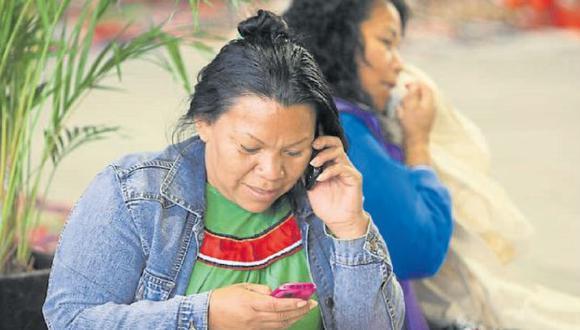 Retos. Existe una brecha digital mucho más amplia en el interior del país. (USI)