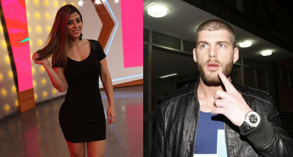 Claudia Ramírez niega infidelidad a George Forsyth y acusa a Greg Michel de acosador. (GEC)