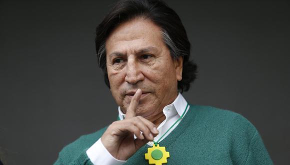 Alejandro Toledo se pasó de copas y acabó preso tras armar un escándalo. (GEC)