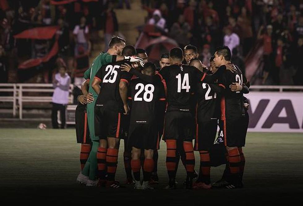 Melgar visitará a Santiago Wanderers en el duelo de ida del enfrentamiento entre ambos equipos por la Copa Libertadores. (@MelgarOficial)