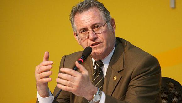Herrera dice que Perú puede terminar sacando una lección dura. (USI)