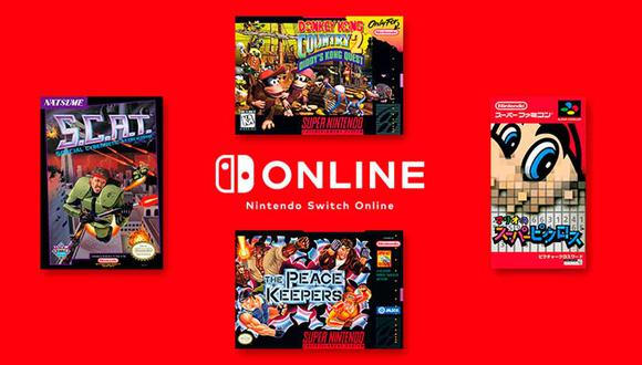 Muy buenas clásicos llegarán a Nintendo Switch la próxima semana.