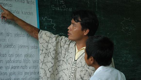 La comprensión lectora de los niños y niñas que hablan en lenguas originarias mejoró. (Unicef)