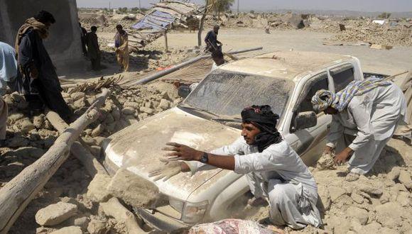 Destruyó aldeas enteras. (AFP)