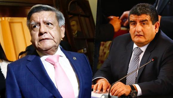 César y Humberto Acuña