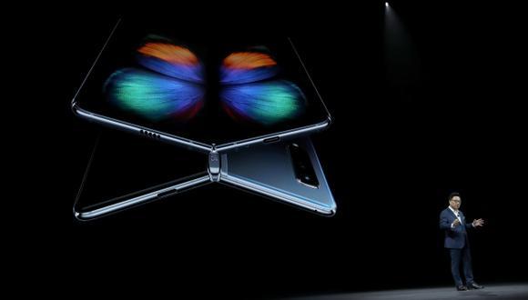 Samsung Galaxy Fold aún no tiene nueva fecha de salida al mercado. (Foto: AFP)