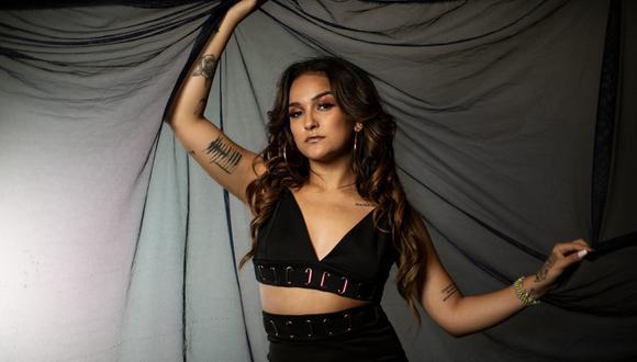 Daniela Darcourt le canta a Lima.
