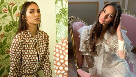 """Natalie Vértiz, la empresaria y modelo, ha iniciado con las grabaciones de la cuarta edición del concurso """"Model of the year 2020""""."""