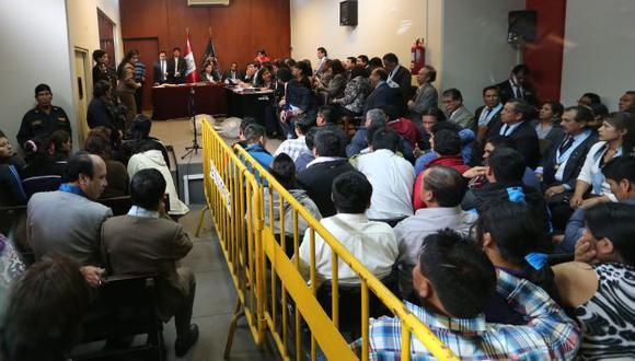49º Juzgado Penal de Lima emitió sentencia esta tarde. (Roberto Bernal/USI)