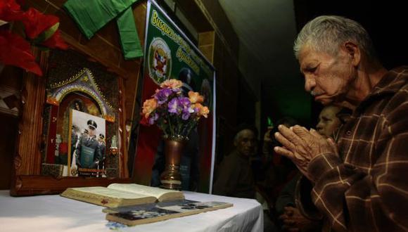DOLOR. La noticia causó profunda tristeza en los familiares y amigos de Vilca, en San Martín de Porres. (Rafael Cornejo)