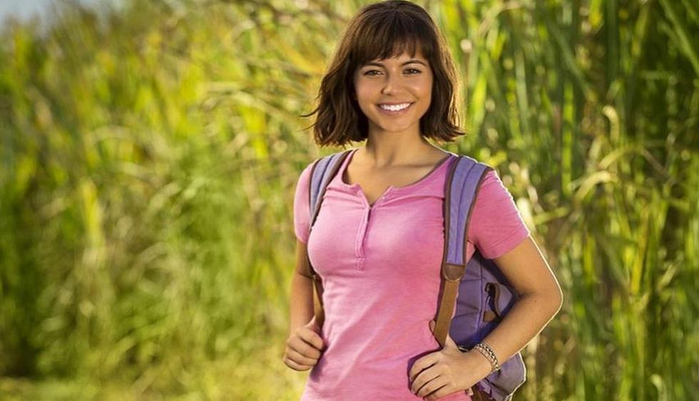 """La joven actriz Isabela Moner, de ascendencia peruana, protagonizará la película """"Dora, la exploradora"""". (Foto: @isabelamoner)"""
