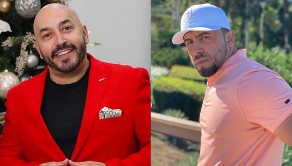 La guerra de declaraciones entre los hermanos Rivera continúa (Foto: Instagram)