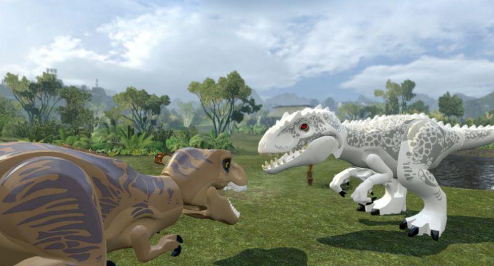 Warner Bros. Games lanzará 'LEGO Jurassic World' a Nintendo Switch el próximo 17 de setiembre para nuestro país.