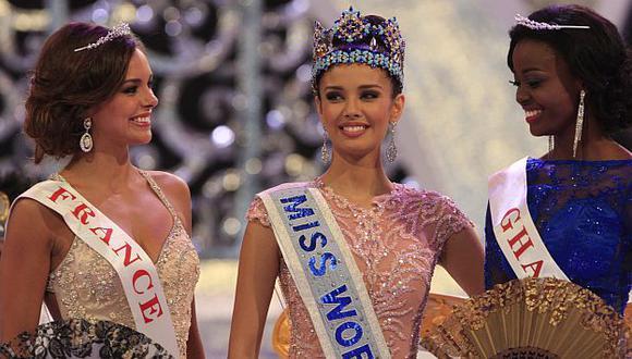 Megan Young se coronó Miss Mundo 2013. (AP)