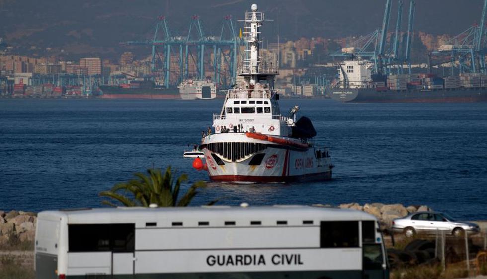 Solo en las costas del sur de españa salvamento Marítimo ha gestionado el rescate de algo más de 26.000 inmigrantes en lo que va de año. | Foto: AFP