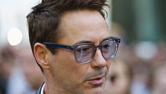 Actor también estará en la segunda parte de The Avengers. (Reuters)